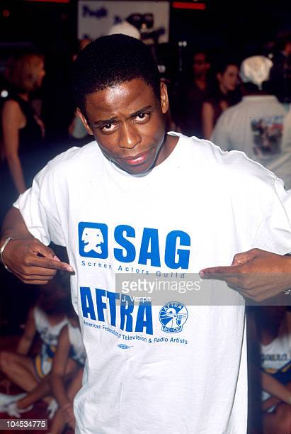 Dule Hill during Bring It On Premiere at Mann Bruin Theatre in Westwood, California, United States.