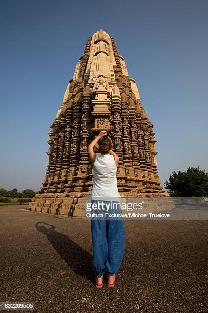 Dulhadeo (Dulhadev) Temple. Khajuraho. Madhya Pradesh, India