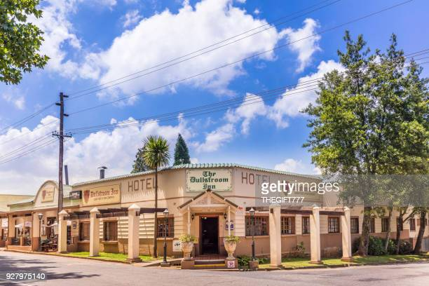 """dullstroom inn"" hotel in dullstroom, south africa - mpumalanga province stock pictures, royalty-free photos & images"