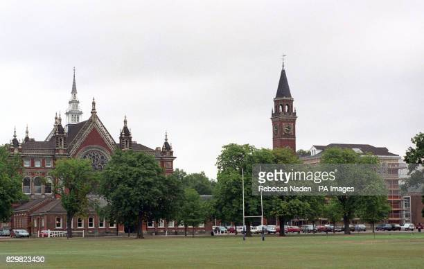 Dulwich College in South London one of Britain's best known public schools