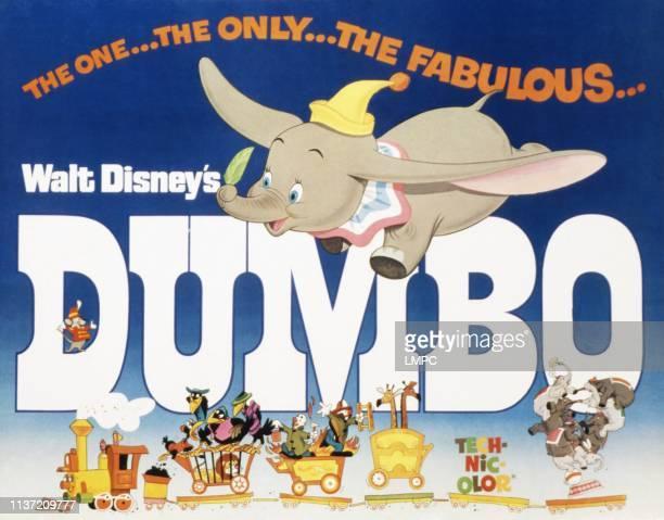 Dumbo poster 1941