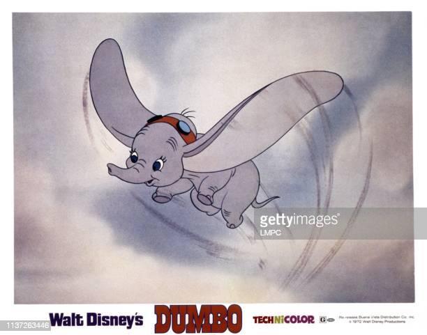 Dumbo US lobbycard Dumbo the elephant 1941