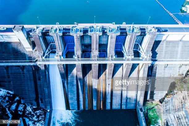 ダムの視点です。