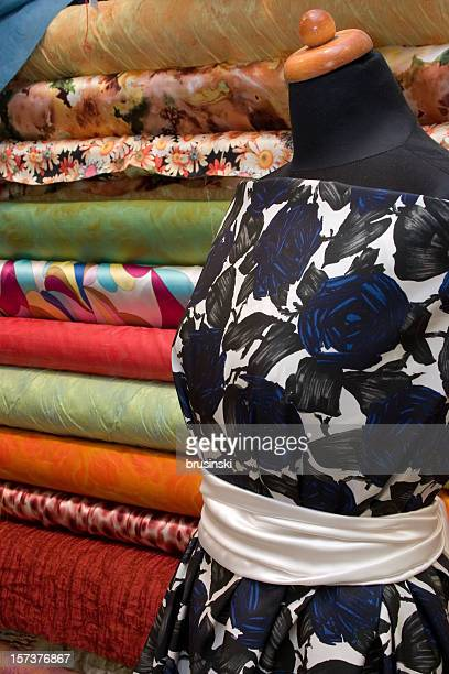 Dummy et textile