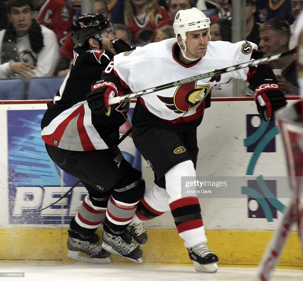 2006 NHL Playoffs - Eastern Conference Semifinals - Game Three - Ottawa