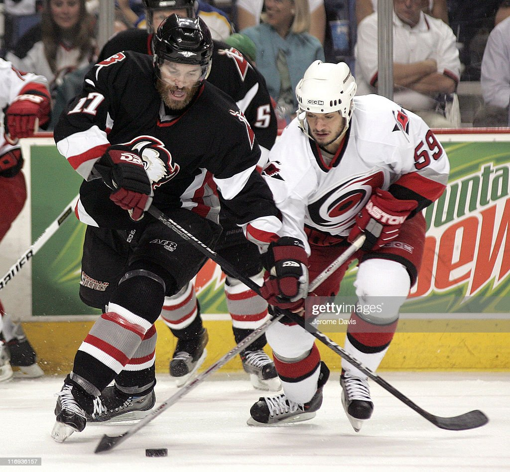 2006 NHL Playoffs - Eastern Conference Finals - Game Six - Carolina Hurricanes