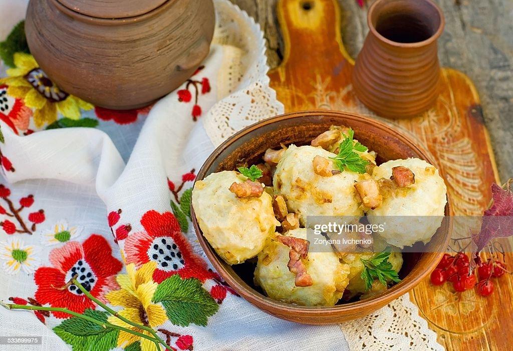 Dumpling : Foto stock