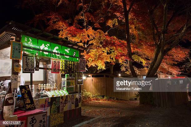 Dumpling Shop of Autumn