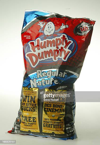 DUMPTY02/03/05Humpty Dumpty tasty Regular flavored chips Humpty Dumpty merged with Old Dutch today February 2 2005