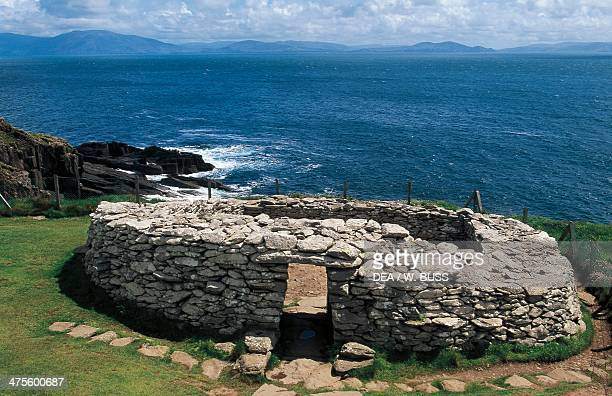 Dunbeg Promontory Fort Dingle Peninsula County Kerry Ireland