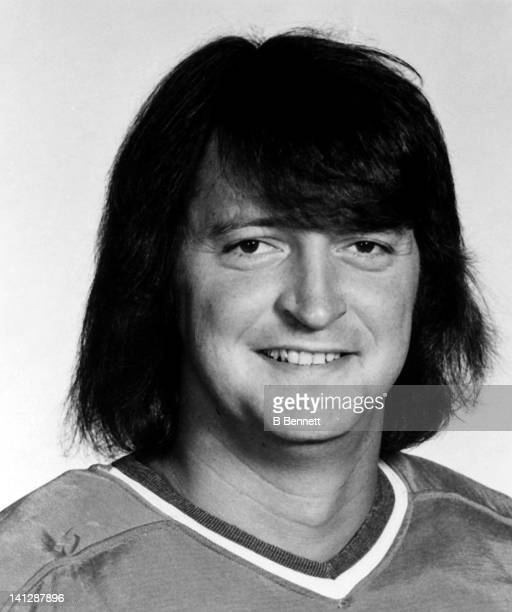Dunc Wilson of the Pittsburgh Penguins poses for a portrait in September 1977 in Pittsburgh Pennsylvania