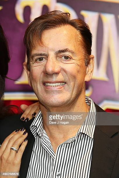 Duncan Bannatyne attends the Hotel Transylvania 2 Tea Party and Gala Screening at The Soho Hotel on September 27 2015 in London England