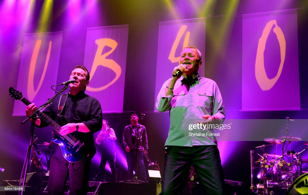 UB40 Perform At O2 Apollo Manchester