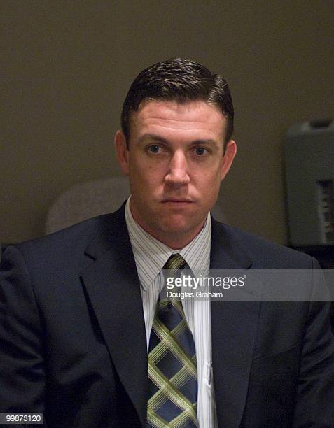 Duncan D Hunter son of member of Congress Duncan Hunter