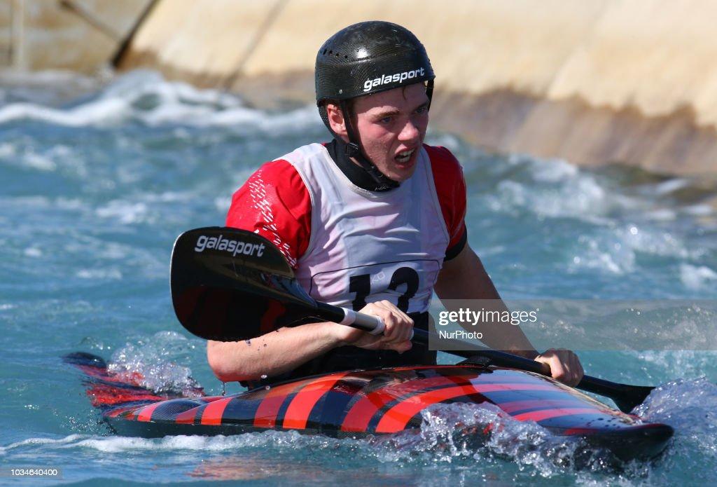 Canoe Slalom UK Championships 2018 - Day 2
