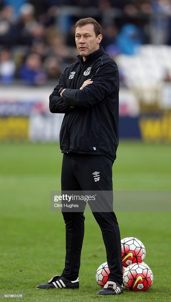 Carlisle United v Everton - The Emirates FA Cup Fourth Round