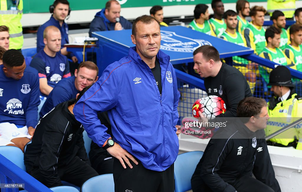 Everton v Villarreal - Pre Season Friendly : News Photo