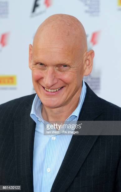 Duncan Goodhew arrives at the F1 Party in aid of Great Ormond Street Hospital Children's charity The party marks the official launch of the Formula 1...