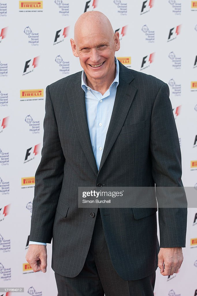 Duncan Goodhew attends The F1 Party at Old Billingsgate Market on June 26, 2013 in London, England.