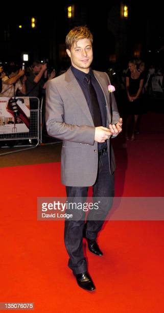 Duncan James during 'The Devil Wears Prada' London Gala Screening at Odeon Leicester Square in London Great Britain
