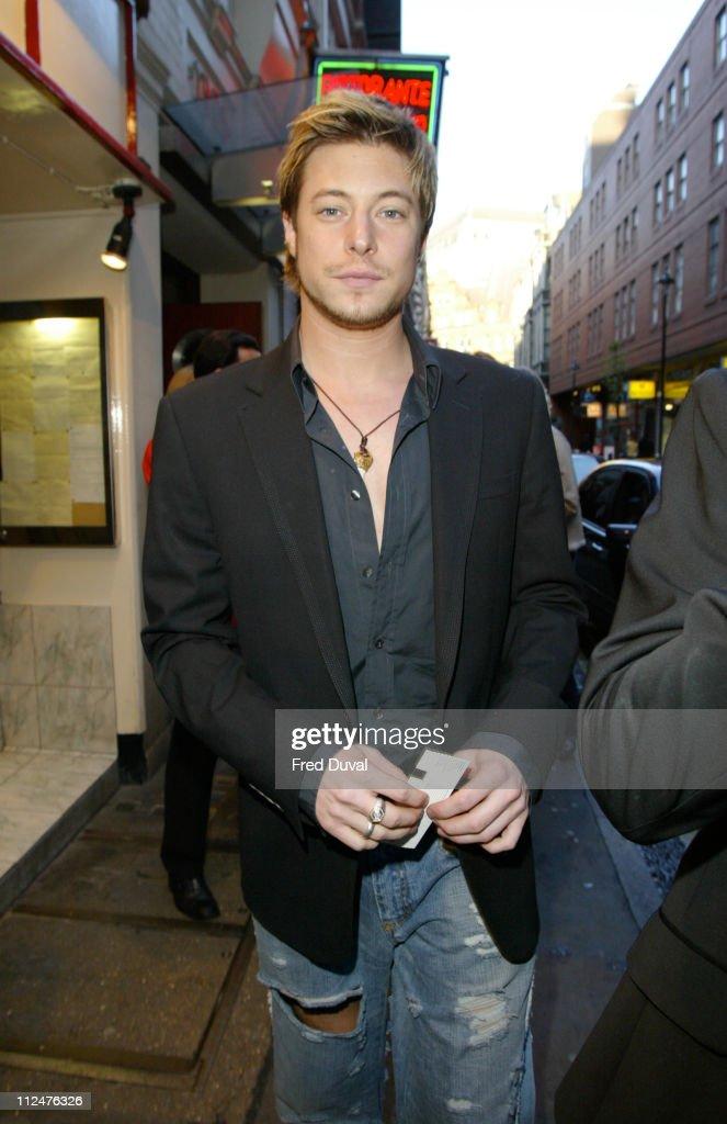 """""""Jailhouse Rock"""" London Premiere - Arrivals"""