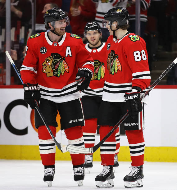 more photos 3d762 8c978 Chicago Blackhawks 2018-19 Season Review | The Scorecrow
