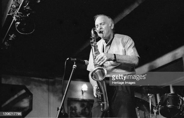 Duncan Lamont Watermill Jazz Club Dorking Surrey Aug 2000 Artist Brian O'Connor