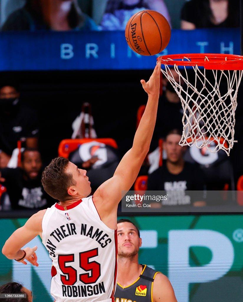 Miami Heat v Oklahoma City Thunder : News Photo
