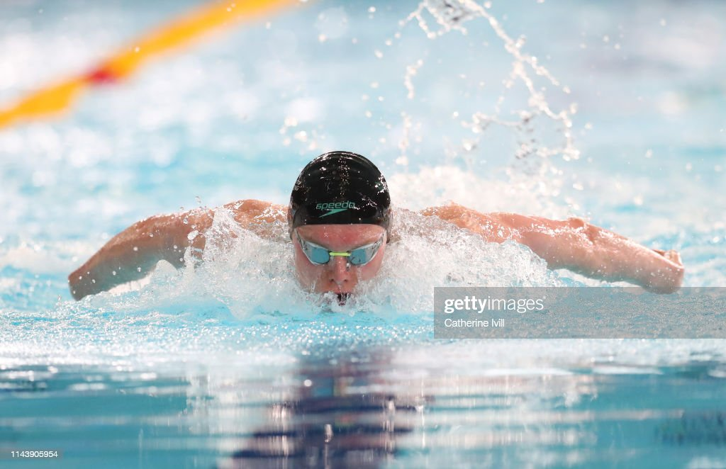 GBR: British Swimming Championships - Day Five