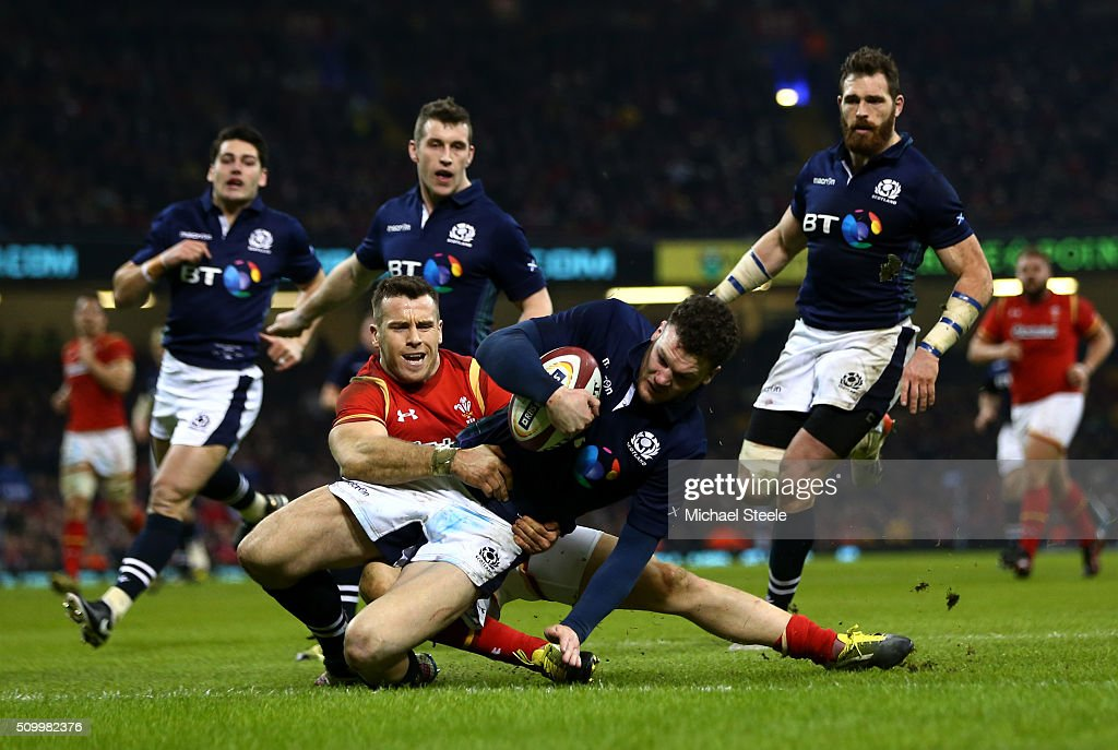 Wales v Scotland - RBS Six Nations