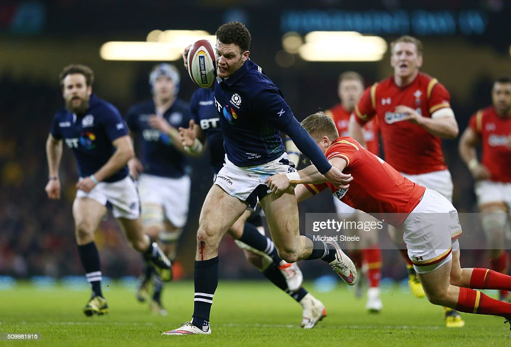 Wales v Scotland - RBS Six Nations : News Photo