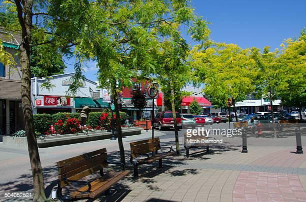 Duncan town center