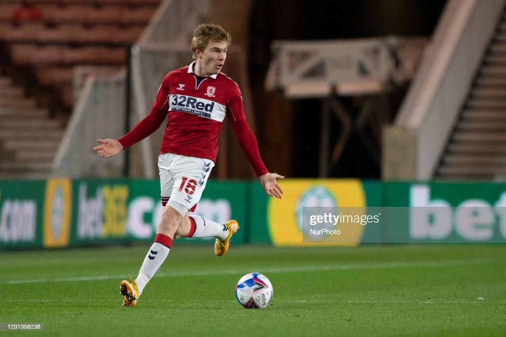 Middlesbrough v Bristol City - Sky Bet Championship : News Photo
