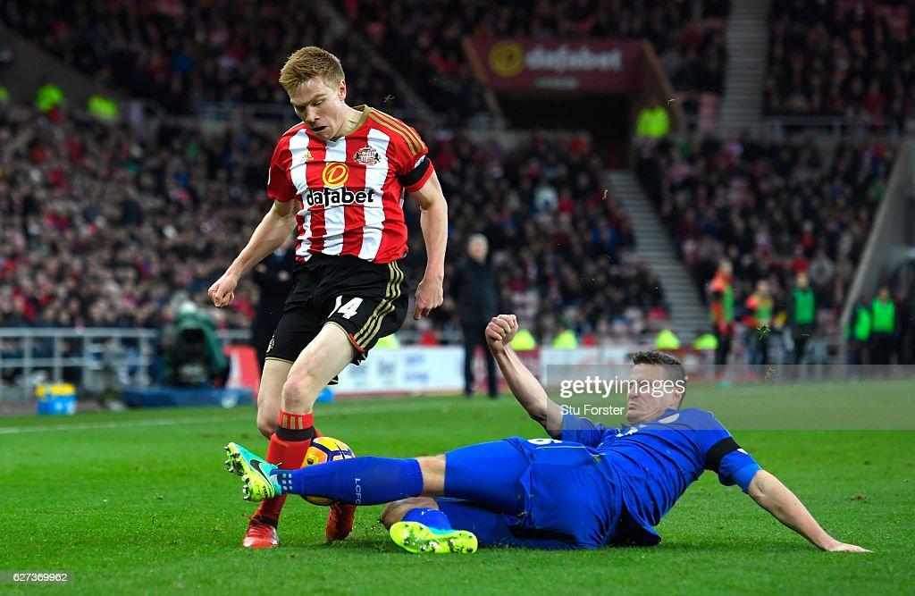 Sunderland v Leicester City - Premier League : Foto di attualità