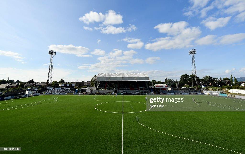 Dundalk v Levadia - UEFA Europa League 1st Qualifying Round Second Leg