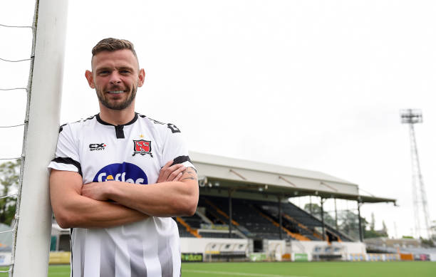 IRL: New Dundalk Signing Andy Boyle