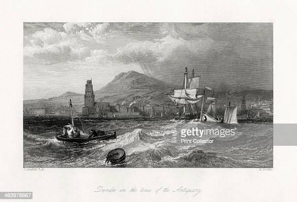Dundee Scotland 19th century