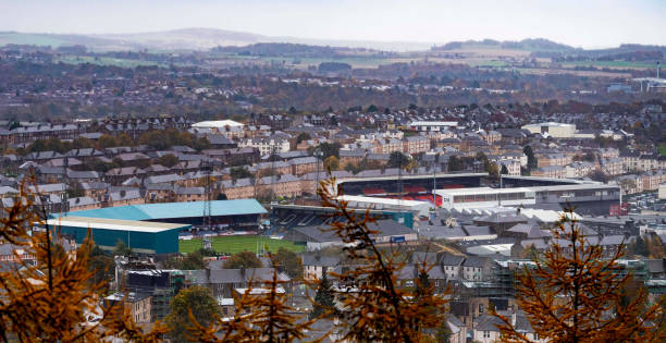 GBR: Dundee United v Ross County - Ladbrokes Scottish Premiership
