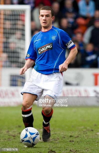 Barry Ferguson continues to play for Rangers despite needing surgery to reconstruct an injured ankle.