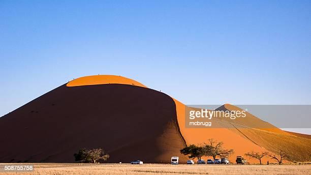 Düne 45 nahe Sesriem, Namibia