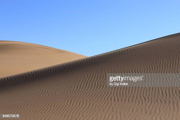 dune abstract - erongo stock photos and pictures