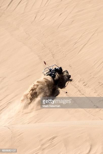 Dune Buggies on sand dunes