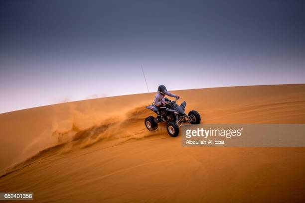 Dune Quad Surfing
