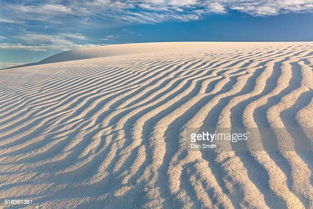 dune ridges - don smith imagens e fotografias de stock