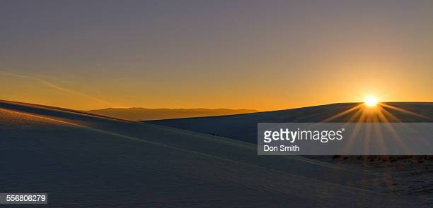 dune sunrise - don smith stock pictures, royalty-free photos & images