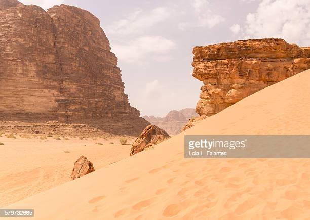 Dune, Wadi Rum