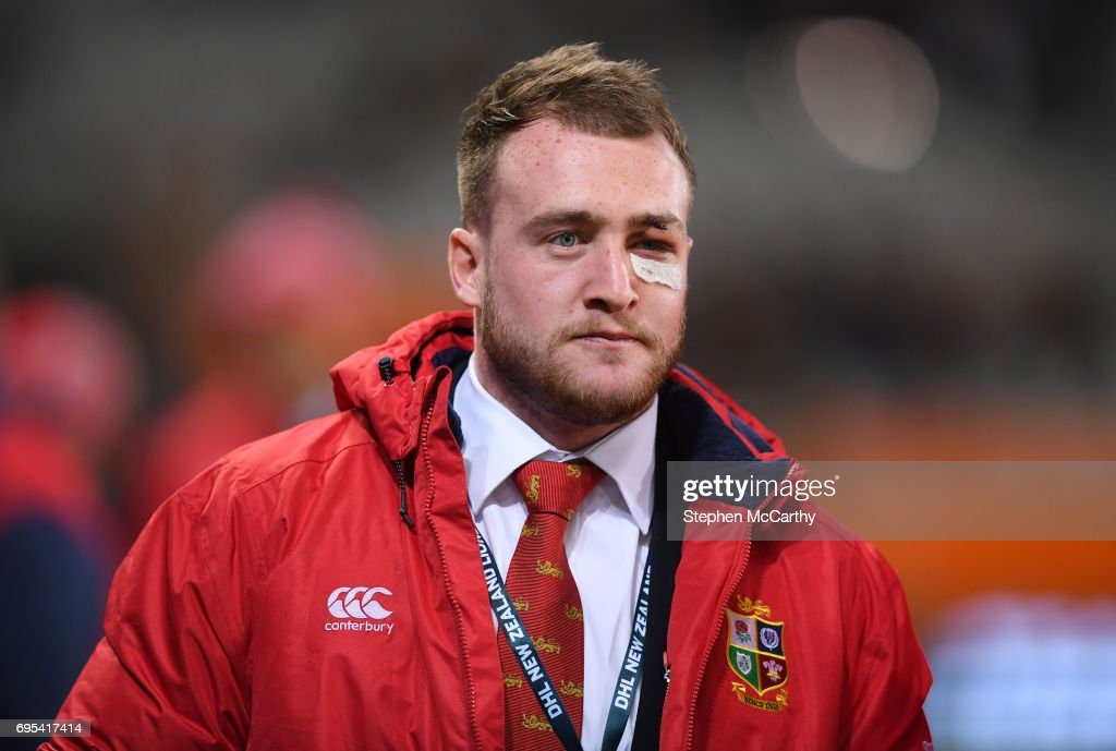 Highlanders v British & Irish Lions : News Photo