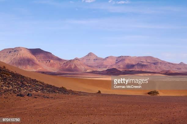 Dunes in Damaraland