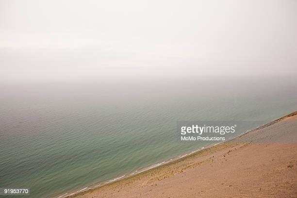 dunes - lake michigan