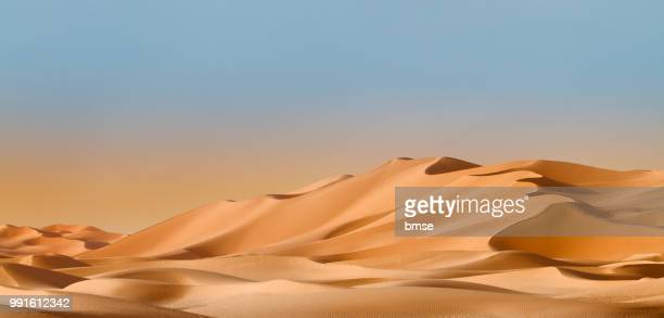 dunes - sahara stock pictures, royalty-free photos & images